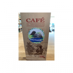 Café Torrefaction Traditionnelle - Salvador - 250 gr - Grains des saveurs