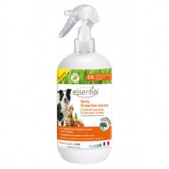 Spray antiparasitaire protection douce - Chien et Chat - Agecom - Animoccitanie