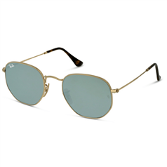 Lunettes de soleil RAY-BAN - Double Bridge - Bleu  - Optic 2000
