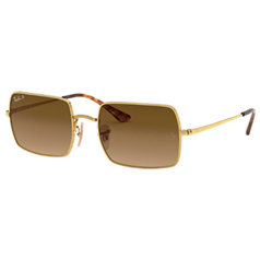 Lunettes de soleil RAY-BAN - Rectangles - Marron  - Optic 2000
