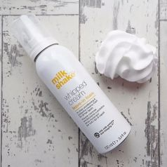 Whipped cream mousse soin sans rinçage - Milk shake - Passion Coiffure