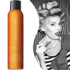 Eco spray - Laque écologique volumatrice - No Inhibition - Passion Coiffure